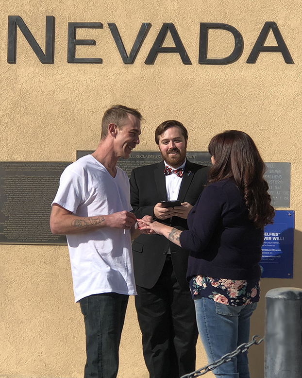 West Wendover Issues First Marriage Licenses