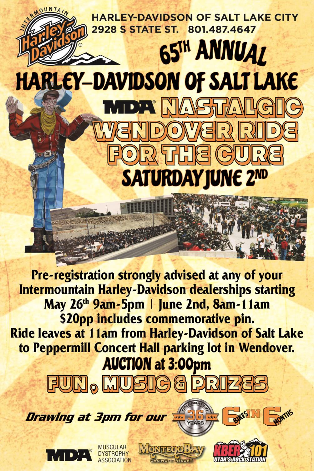 77548 Harley SLC to Wendover MDA poster