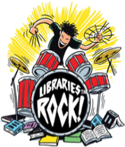 WW Libraries Rock Image