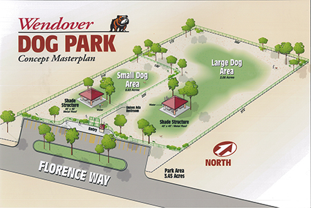 Wendover Dog Park Project Presented