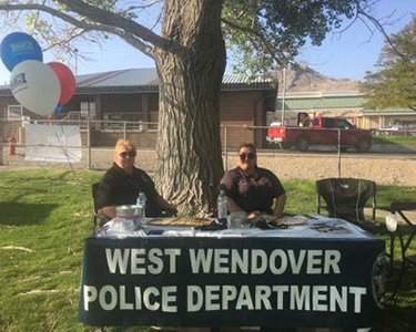 West Wendover Police Department - National Night Out - Success!