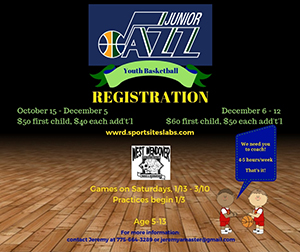 WWRD Jr. Jazz Program