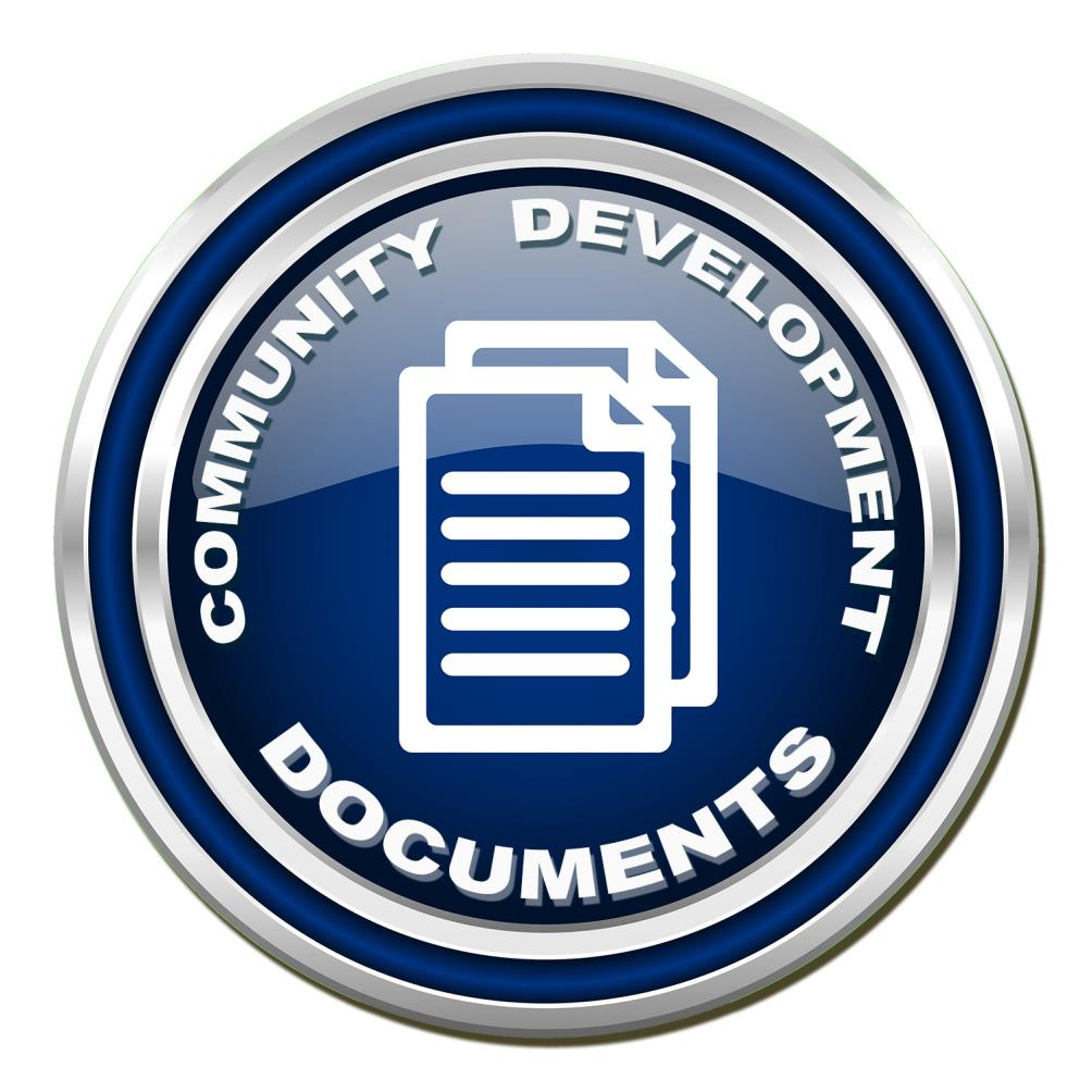 Community Development Documents -Final