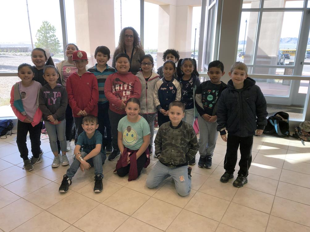 West Wendover Elementary Students Tour City Operations