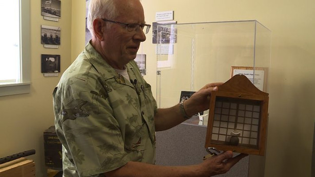 Small Piece of Paper may be Most Meaningful Exhibit at Wendover WWII Museum